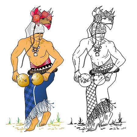 Pascua Yaqui Tribe Logo